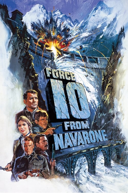 Watch Force 10 from Navarone (1978) Full Movie