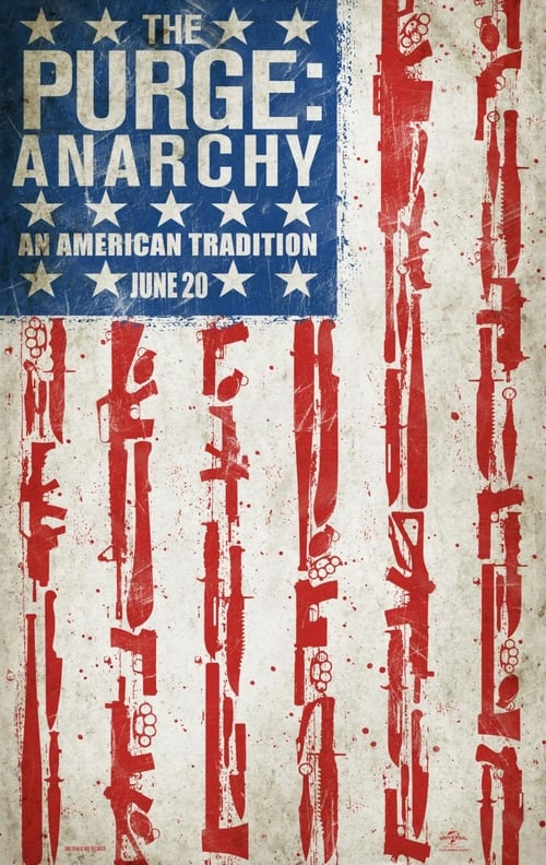 Download The Purge: Anarchy (2014) Movie Free Online