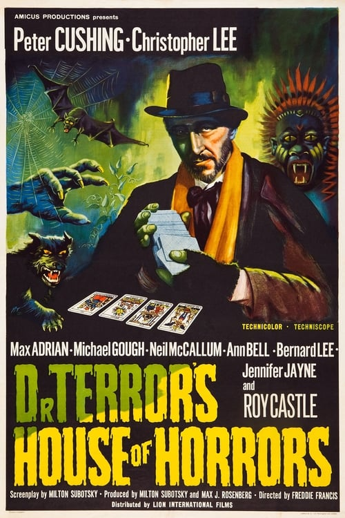 Assistir Filme Dr. Terror's House of Horrors Com Legendas On-Line