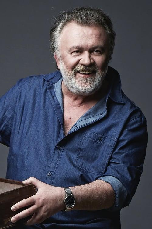 Kép: Imre Csuja színész profilképe