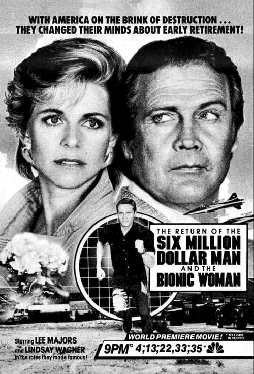 Mira La Película El regreso del Hombre Nuclear y la Mujer Biónica En Buena Calidad Gratis