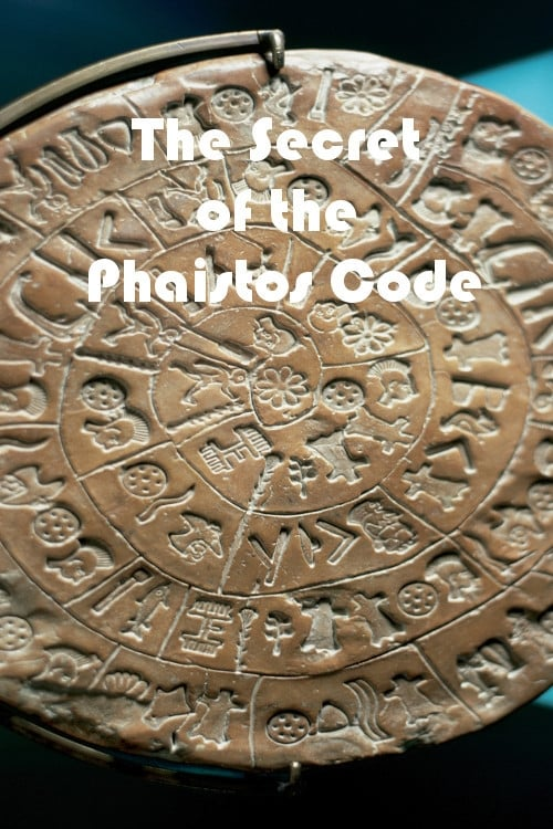 undefined ( The Secret of the Phaistos Code )
