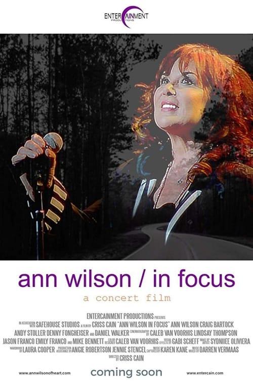 Ann Wilson: In Focus (1969)