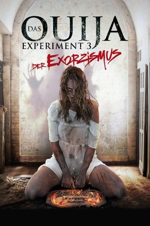 Poster von Das Ouija Experiment 3 - Der Exorzismus