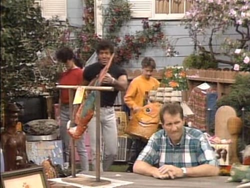 Married... with Children - Season 4 - Episode 23: Yard Sale