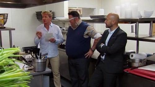 MasterChef: Season 1 – Episode 6 Chefs Compete (2)