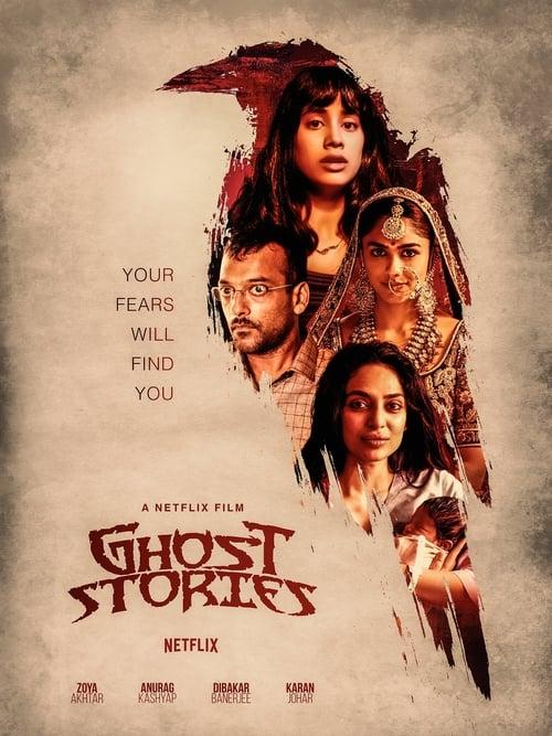 Ghost Stories (HDRip)