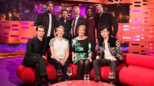 The Graham Norton Show: Season 20 – Episode Annette Bening, Asa Butterfield and Elbow
