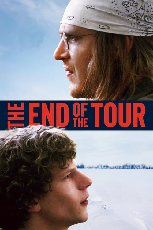 The End of the Tour - Poster