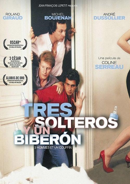 Image Tres solteros y un biberón