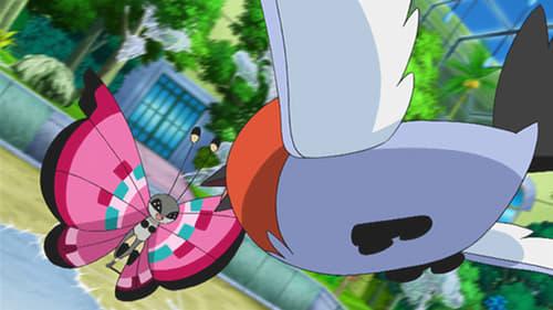 Pokémon: XY – Épisode Battling on Thin Ice!