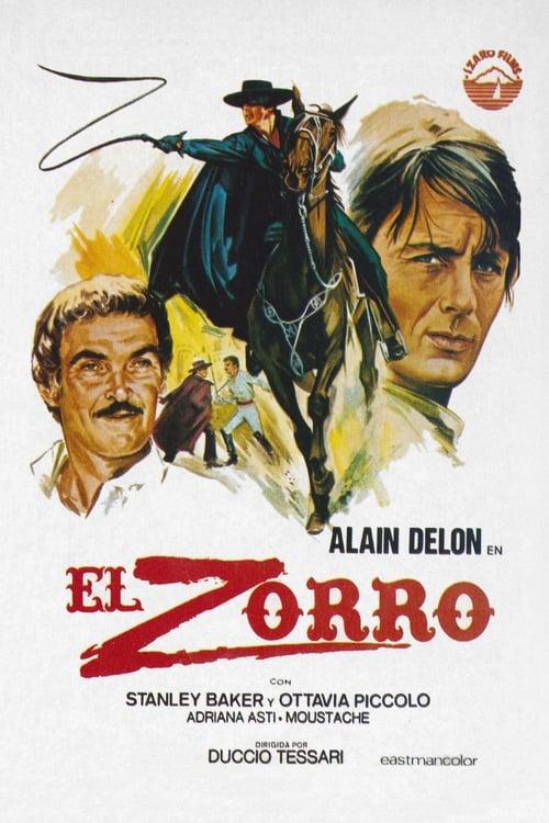Mira El Zorro En Buena Calidad Hd