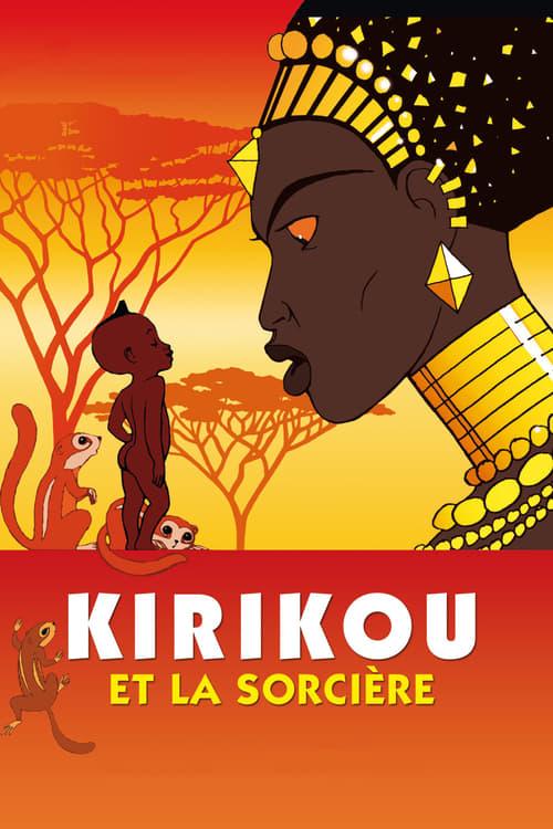 ★ Kirikou et la sorcière (1998) streaming Disney+ HD