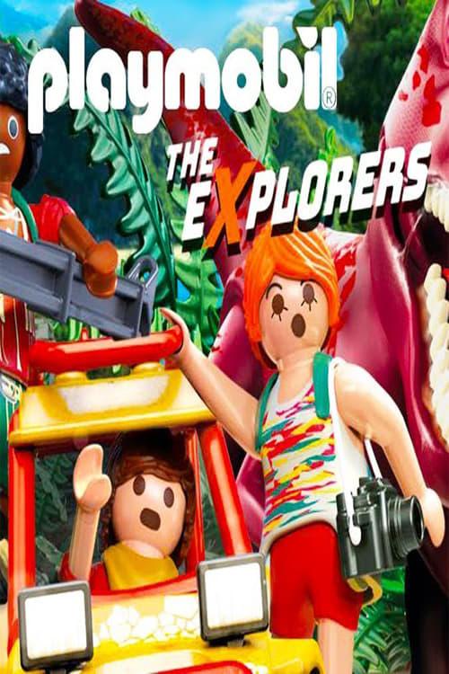 Playmobil: The Explorers (2018)
