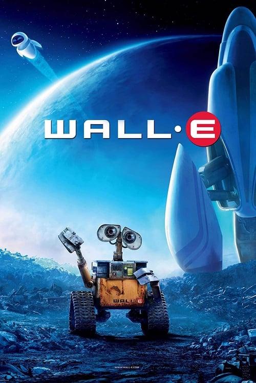 Assistir WALL-E - HD 720p Dublado Online Grátis HD