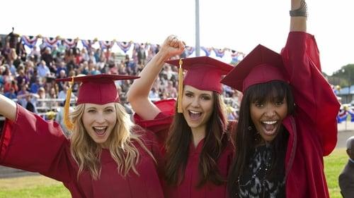 The Vampire Diaries - Season 4 - Episode 23: Graduation