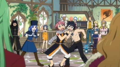 Fairy Tail: Season 3 – Episode Chase the Infinite Clock!