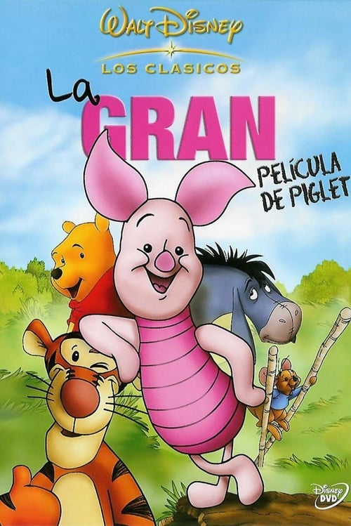 Watch La gran película de Piglet Doblado En Español