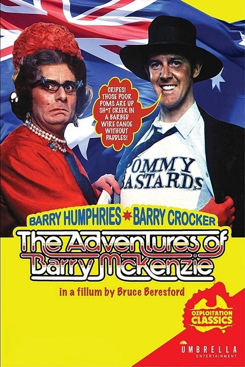 Película The Adventures of Barry McKenzie En Buena Calidad Hd 1080p