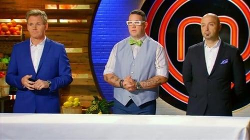 MasterChef: Season 5 – Episode Top 7 Compete