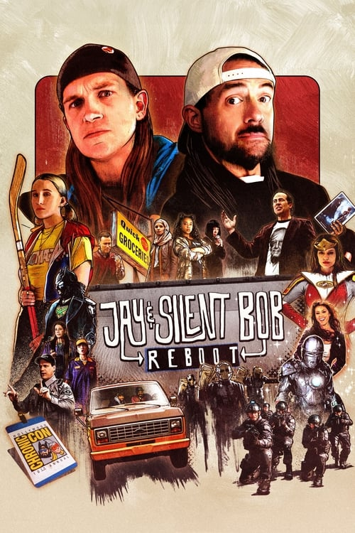 Poster for Jay and Silent Bob Reboot