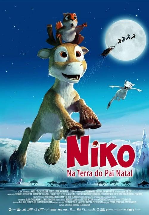 Assistir Filme Um Voo Encantado em Noite de Natal Com Legendas
