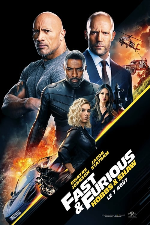 Voir Fast & Furious : Hobbs & Shaw Film en Streaming VOSTFR