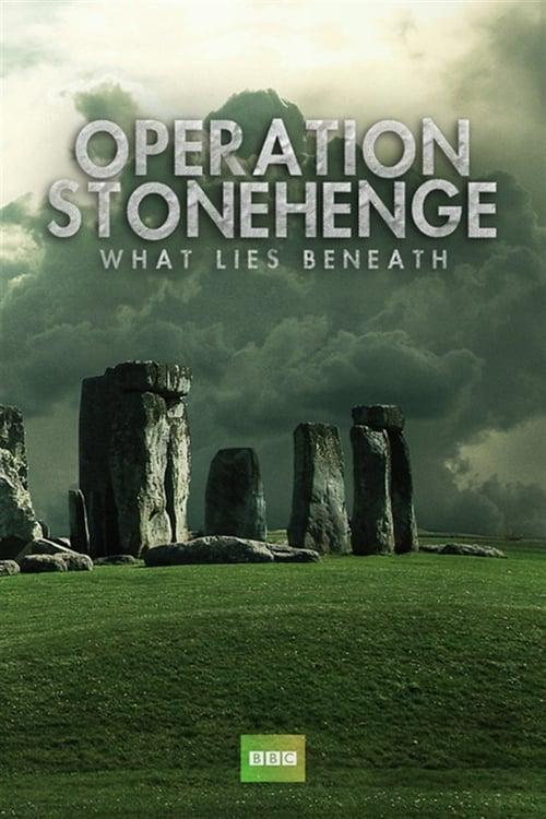 Ver pelicula Operation Stonehenge: What Lies Beneath Online