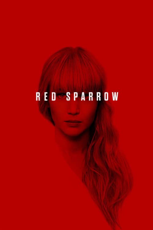 Poster. Red Sparrow (2018)