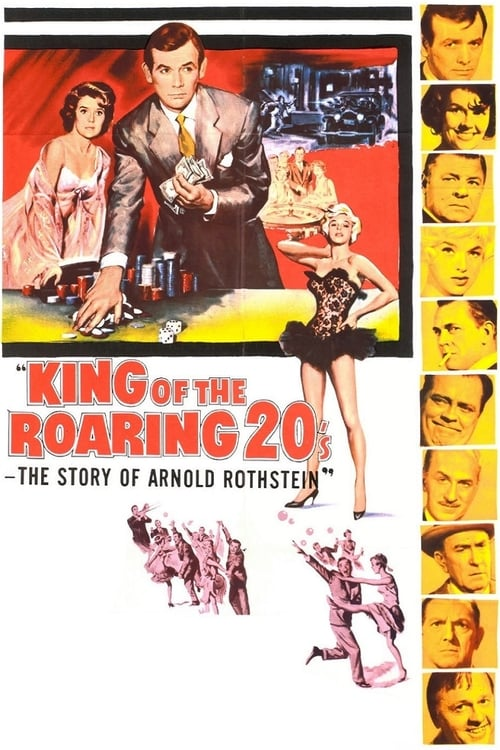 Mira La Película King of the Roaring 20's: The Story of Arnold Rothstein En Buena Calidad Hd