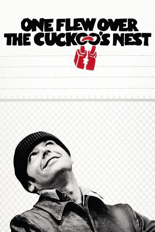 One Flew Over the Cuckoo's Nest Affiche de film