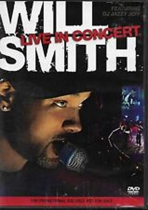 Ver pelicula Will Smith: Live in Concert Online