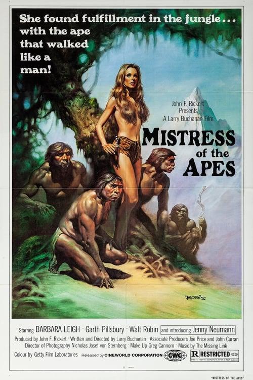 Mira La Película Mistress of the Apes Completamente Gratis