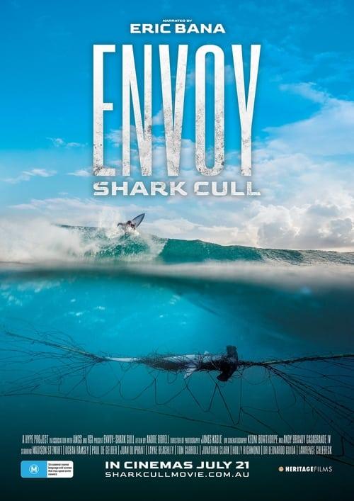 Watch Envoy: Shark Cull Putlocker Online Free