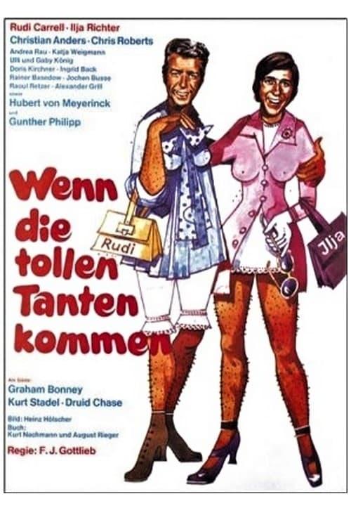 Regarde Le Film Wenn die tollen Tanten kommen De Bonne Qualité