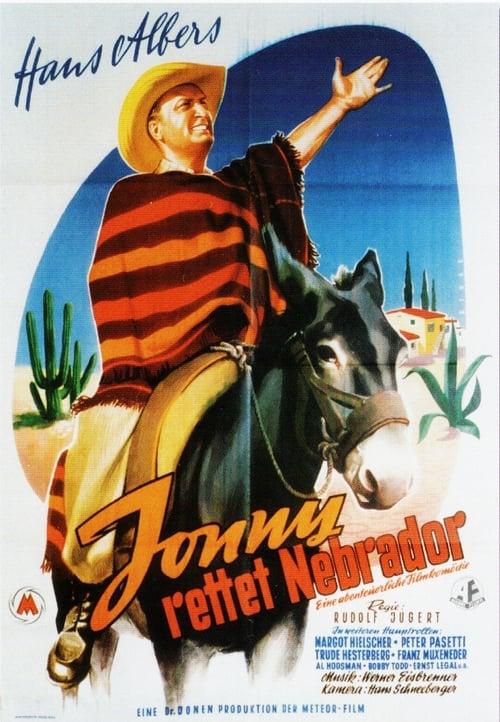 Jonny rettet Nebrador (1953)