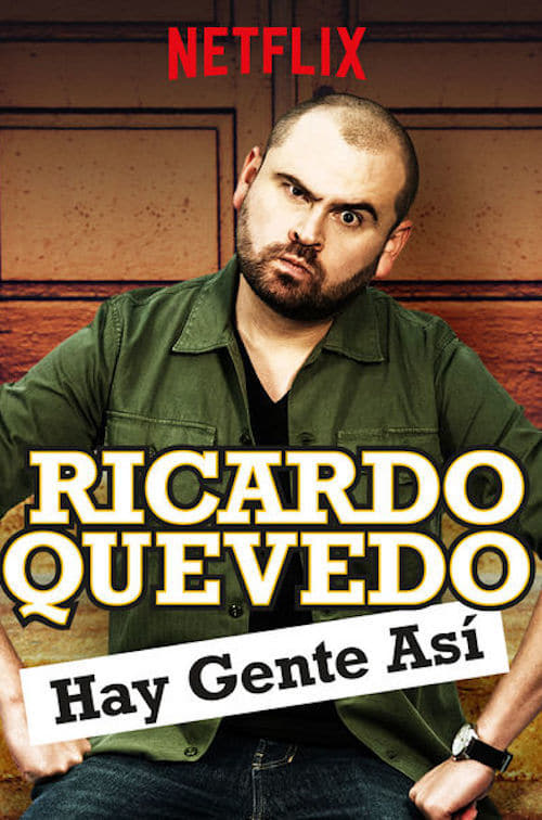 Watch Ricardo Quevedo: Hay gente así online