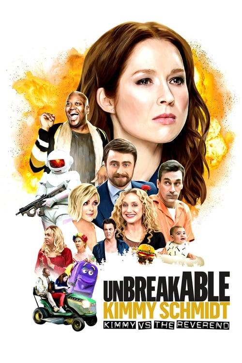 Unbreakable Kimmy Schmidt: Kimmy vs. the Reverend - Poster