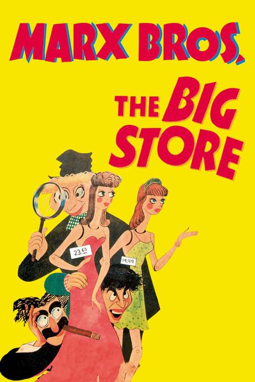 Watch The Big Store (1941) Movie Free Online