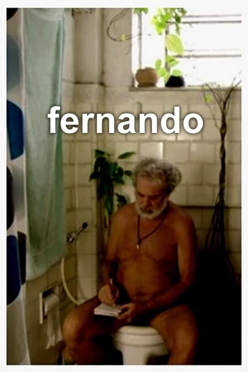 Fernando behind the scenes