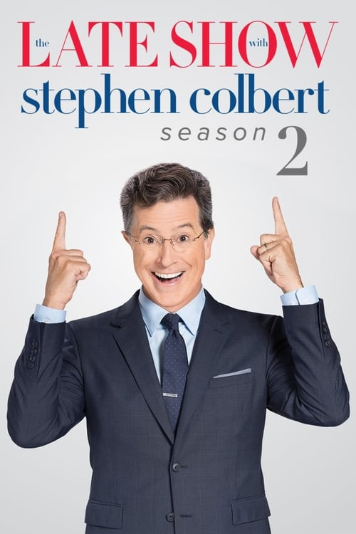 The Late Show With Stephen Colbert: Season 2