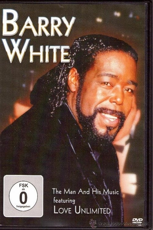 Largescale poster for Barry White - The Man And His Music