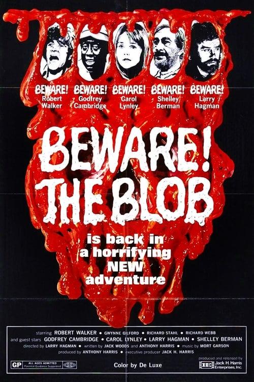 Film Beware! The Blob Online Zdarma