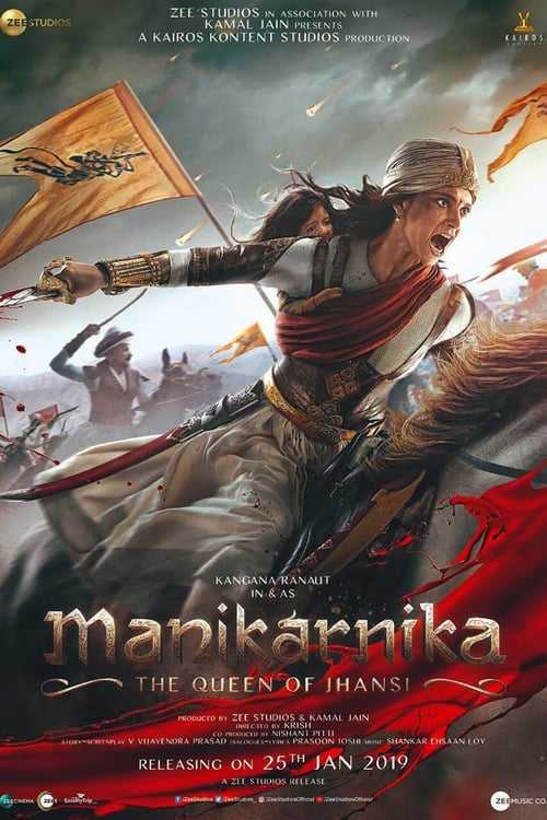Assistir Manikarnika: The Queen of Jhansi