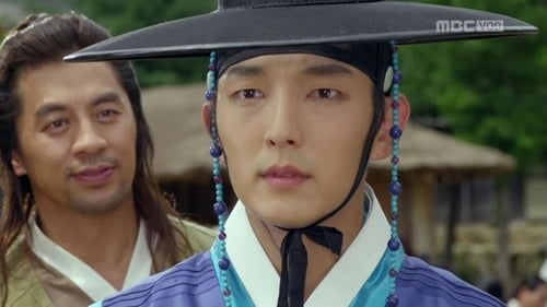 Watch Arang and the Magistrate S1E01 Online
