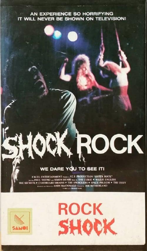 Shock Rock 1979