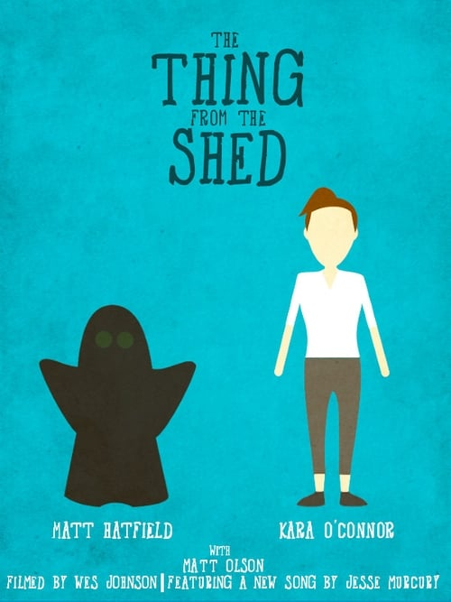 Assistir Filme The Thing from the Shed Dublado Em Português
