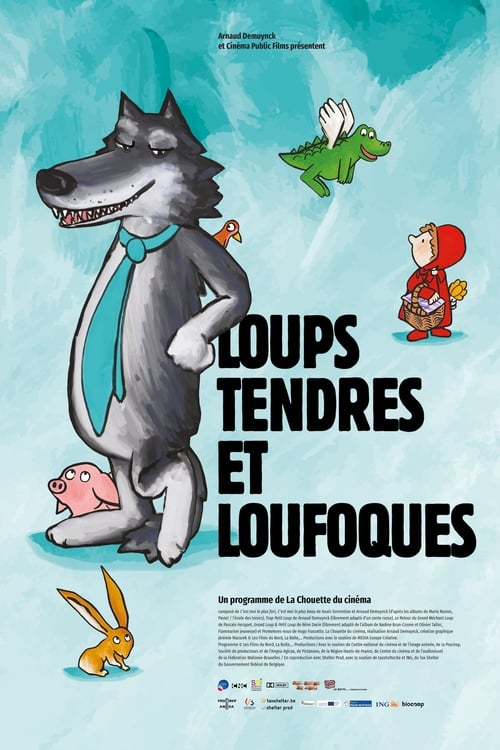 [VF] Loups tendres et loufoques (2019) streaming Amazon Prime Video