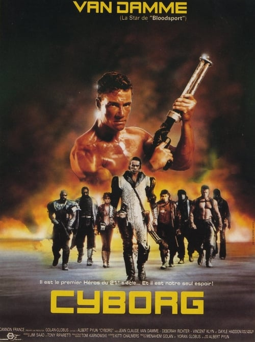 [1080p] Cyborg (1989) streaming Amazon Prime Video