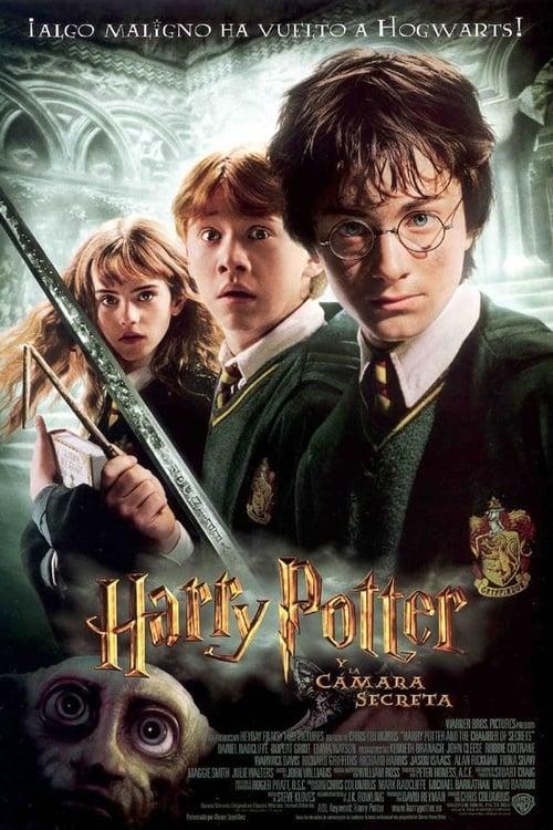 Ver Harry Potter y la cámara secreta (2002) Online
